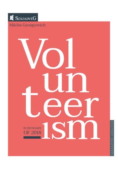 Volunteerism in Hungary of 2018